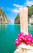 Thai Vessel Ship Nose