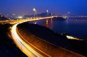 Ting Kau ponte em Hong Kong