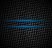 Carbon fibre background with dark tones and blue light glow effect around your text.