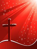 picture of card christmas  - Christmas card background - JPG