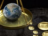 Scales And Globe