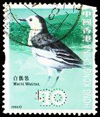 Briefmarke der chinesischen Post