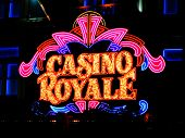 Las Vegas Nv - June 05 Hotel Casino Royale On June 27, 2005 In Las Vegas, Usa. Casino Royale Is The