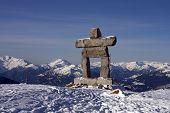 Views Around Whistler And Blackcombe Canada
