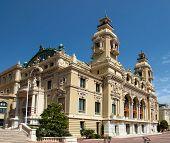 Monaco - Opera de Monte-Carlo