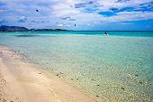 Kite surf na Sardenha