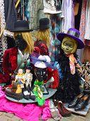 Flea Market Stall