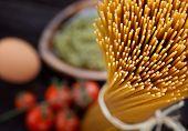 Ingredientes pasta