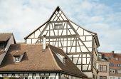 Fachwerkhäuser In Petite France, Straßburg