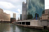 Chicago � View From Riverboat
