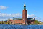 Câmara Municipal de Estocolmo