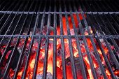 Hot BBQ cast iron Grate
