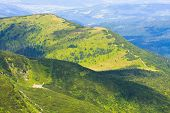 Babia Gora Mountain, Poland