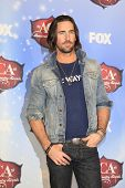 LAS VEGAS - DEC 10:  Jake Owen at the 2013 American Country Awards Press Room at Mandalay Bay Events