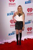 LOS ANGELES - DEC 6:  Stephanie Pratt at the KIIS FM Jingle Ball 2013 at Staples Center on December 6, 2013 in Los Angeles, CA