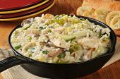 Chicken Risotto Skillet Dinner