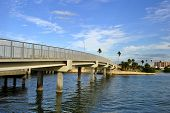 Bridge in Clearwater Beach