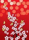 Floral Ornament - Sakura