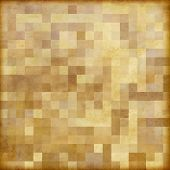 Grunge abstract mosaic background.