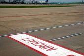 Airport Runway Tarmac