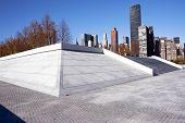 Roosevelt Four Freedoms park, New York City