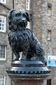 Fountain Erected In Honour Of Greyfriar's Bobby