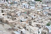 Leh City Architecture. India, Ladakh