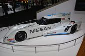 Nissan Zeod Rc Hybrid Racer At The Geneva Motor Show
