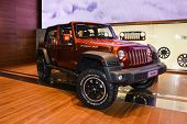 Jeep Wrangler Rubicon At The Geneva Motor Show