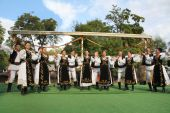 Romanian Circle Dance