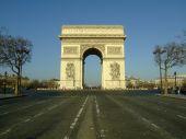 Arc de Triomphe - Arch of Triumph, Paris