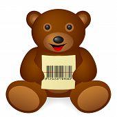 Bear Bar Code