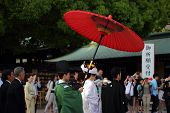 Shinto Wedding In Japan