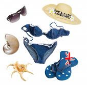 sunbathing accessories