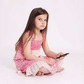 Little Girl Preschooler