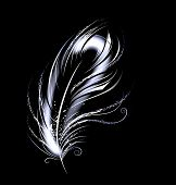 Luminous Feather