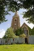 Derelict Church In The Uk