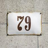 Number 79