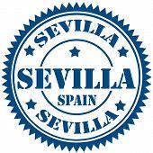 Sevilla-stamp