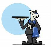 Dog Waiter