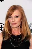 LOS ANGELES - MAY 19:  Marg Helgenberger at the Disney Media Networks International Upfronts at Walt
