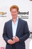 LAS VEGAS - MAY 18:  Matthew Hicks at the 2014 Billboard Awards at MGM Grand Garden Arena on May 18,