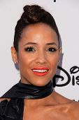 LOS ANGELES - MAY 19:  Dania Ramirez at the Disney Media Networks International Upfronts at Walt Dis