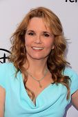 LOS ANGELES - MAY 19:  Lea Thompson at the Disney Media Networks International Upfronts at Walt Disn