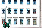 Berlin, Germany: Street View In Mitte District,