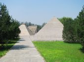 Exhibit of Egypt in park of the world, Pekin,China