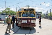Vintage Streetcars Part Of Toronto Heritage