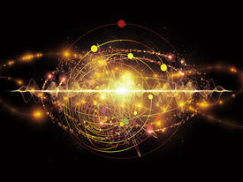 pic of neutron  - Elementary Particles series - JPG