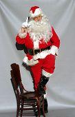 Santa #4 poster
