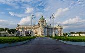 The Ananta Samakhom Throne Hall Museum